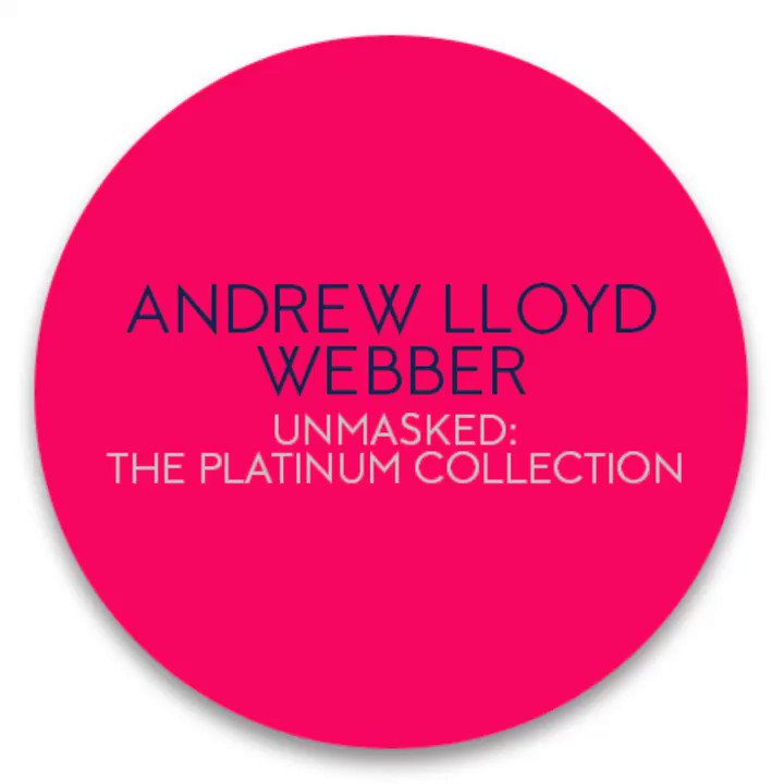 Over the past 50 years, Andrew Lloyd Webber has delivered some of the biggest hits in musical theatre. This March, explore his infamous back catalogue in 'Unmasked: The Platinum Collection'. Pre-order now #TeamALW 2 CD: ALW.lnk.to/UTPCstandard 4 CD: ALW.lnk.to/UTPCdeluxe