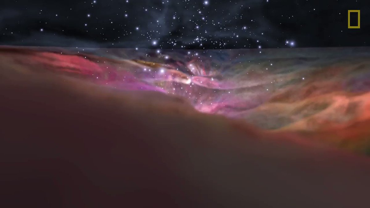 Fly through the Orion Nebula—without even leaving Earth