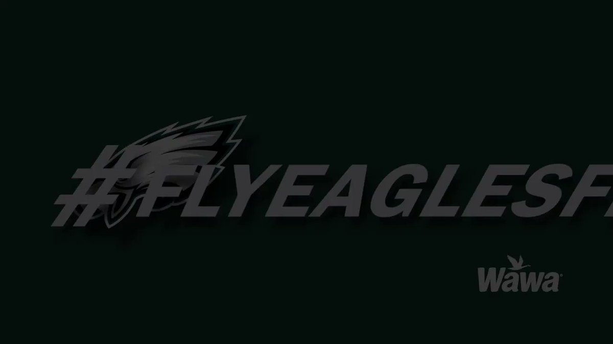 RT @Wawa: One week. #FlyEaglesFly https://t.co/Wfou7pAhvW