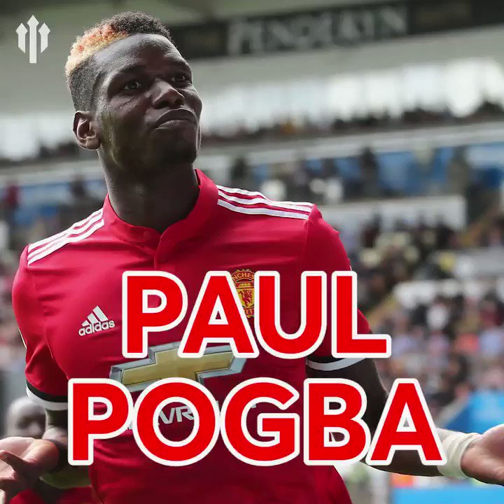 OTD 2012 - Paul Pogba made his Premier League debut for Manchester United...  Heres the @PaulPogba  story (so far)! #MUFC  #Pogba  #OnThisDay  #OTD