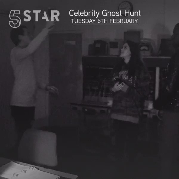 RT @5star_tv: We can confirm we won't be booking @BobbyCNorris for Celebrity Ostrich Hunt 😂. #CelebrityGhostHunt https://t.co/Ue6u5pDZdP
