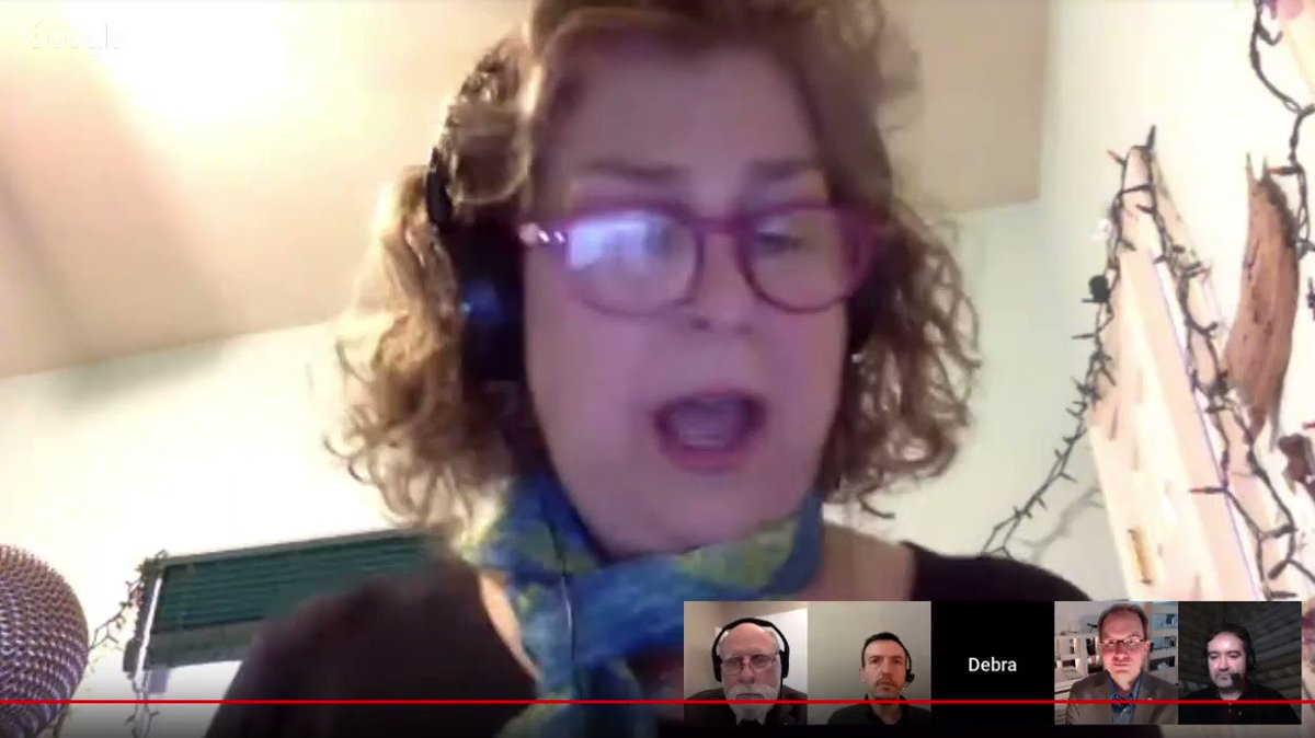 Putting Humanity at the Center of the Internet. @debraruh, @NeilMilliken & @akwyz talk with @vgcerf PCI Chairman, VP & Chief Internet Evangelist for @Google & @chief_ventures Exec Director of @PCI_Initiative - #axschat #ForEveryone #a11y