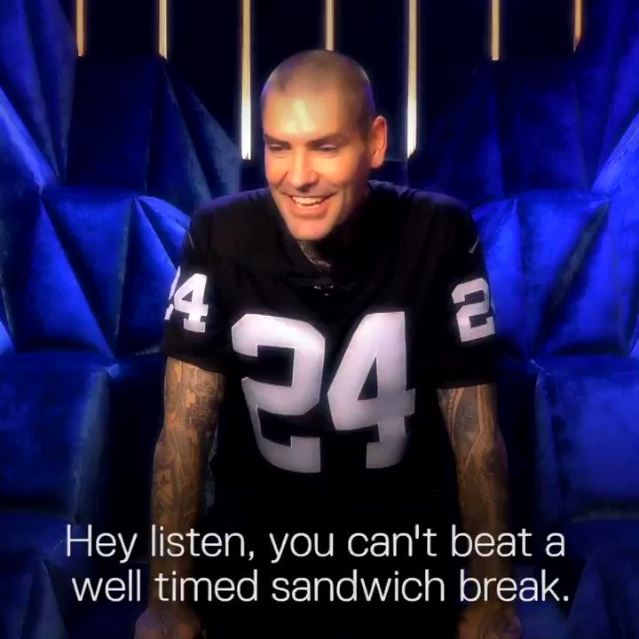 Need some lunchtime inspo? @shanelynchlife's got a few suggestions.🥪 #CBB https://t.co/awGK1mnXJE