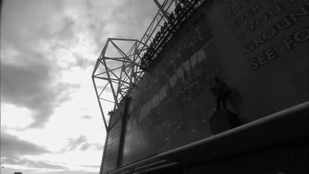 A plane took off on Feb 6, 1958. & came crashing down. 8 players died. Facing despair & doom, but the club fought on. 7 years later, as the fallen 8 smiled from above,#MUFC won the League  in '65 & '67. & the #UCL in '68.  This is MANCHESTER UNITED.