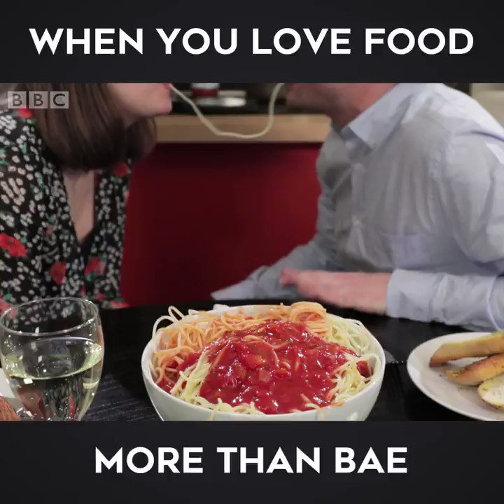 Celebrate this #ValentinesDay with your one true love. Food! 😍  @bbcwritersroom @KathrynBond https://t.co/yx22bRwHnE