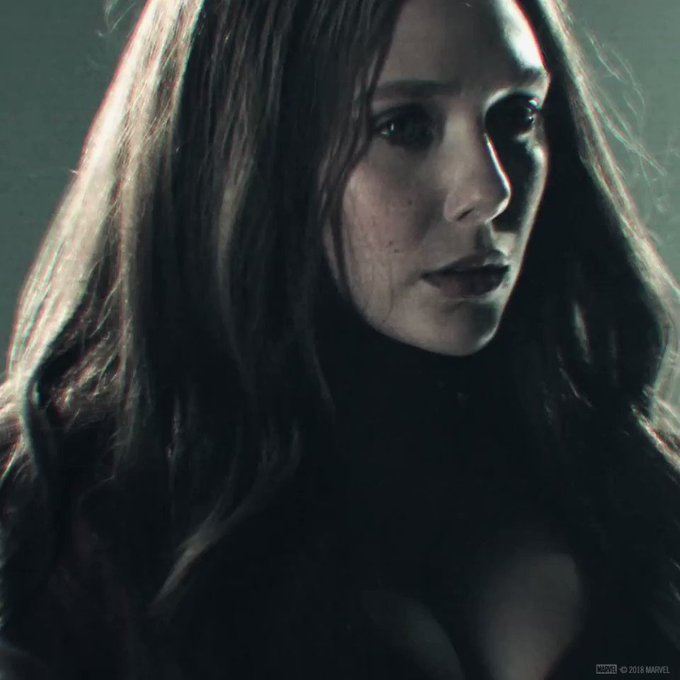 Happy Birthday Elizabeth Olsen! What\s your favourite Scarlet Witch moment?