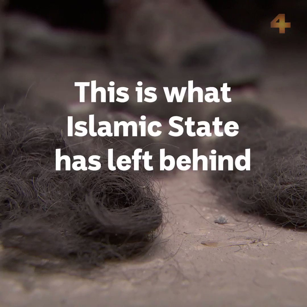 This is what Islamic State has left behi...