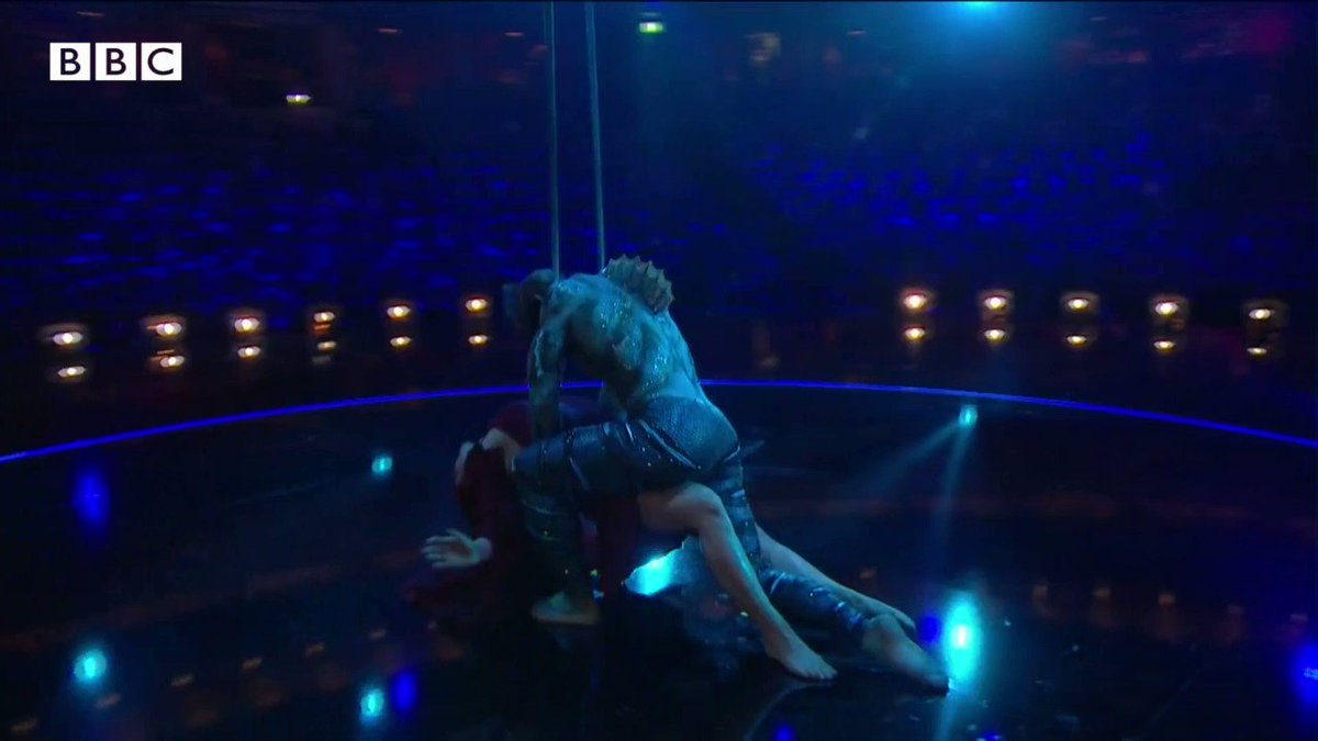What a breathtaking performance.  This i...