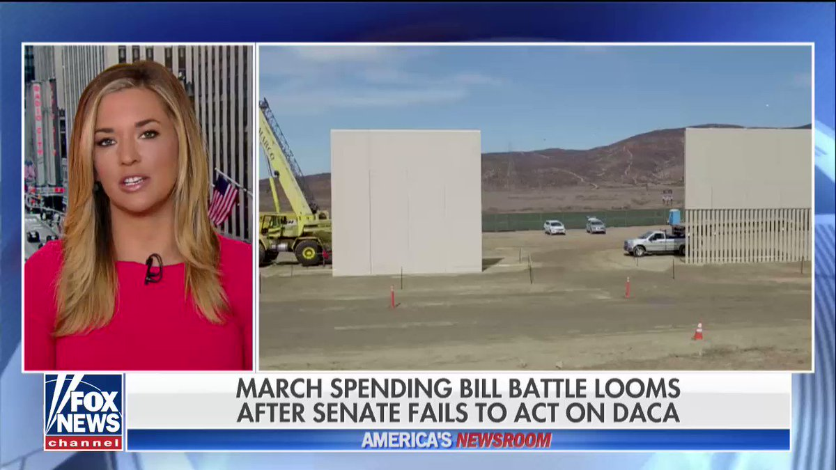 """.@KatiePavlich: """"We've gone from trying to fix DACA to overall now doing comprehensive immigration reform."""""""