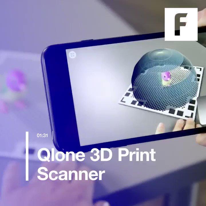 Now your smartphone can scan objects to create models for #3DPrinting #Robotics #AI #IoT #fintech #tech #Industry40 #ArtificialIntelligence @julez_norton @kashthefuturist @FrRonconi @Paula_Piccard @ronald_vanloon @jerome_joffre @HeinzvHoenen @robvank