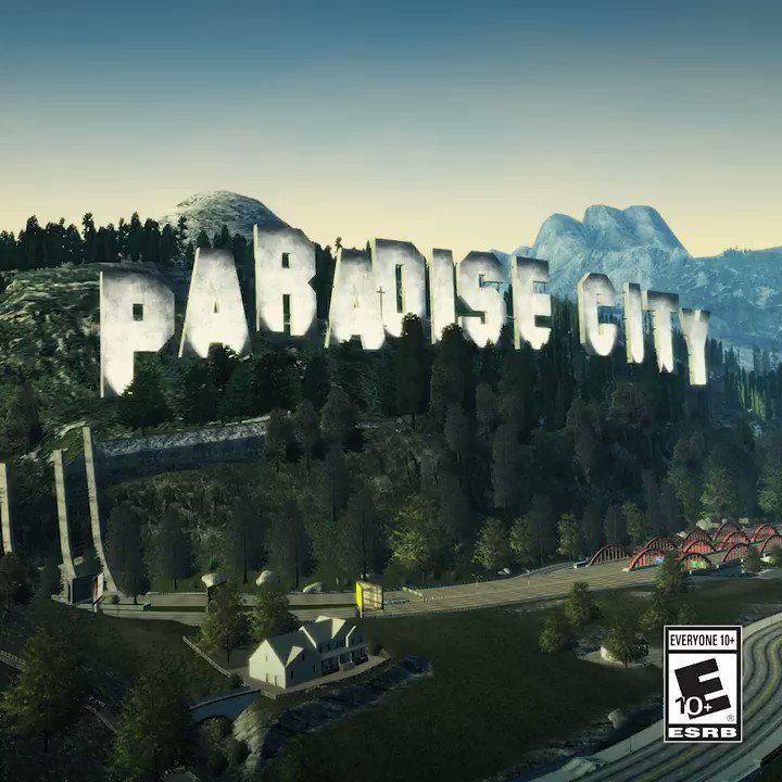 Okay, OnRush looked amazing, but now EA have gone and done this. I don't like racing games but I'm so conflicted. Paradise was so good.