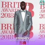 RT @beboxmusic: YES YES YES @Stormzy1! 🙌 #BRITs201...