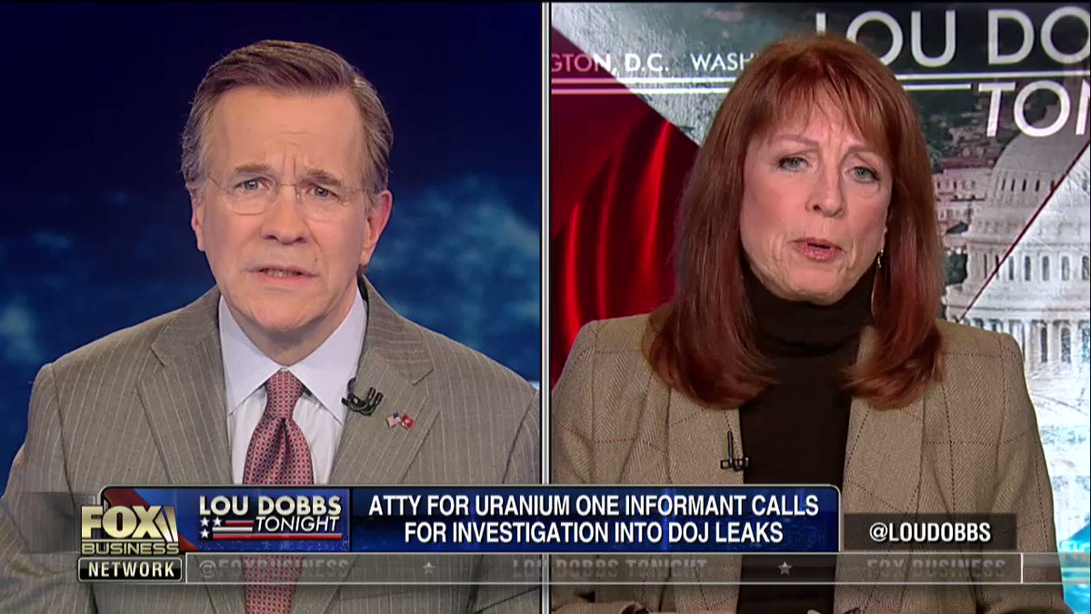 Deep State Corruption- @VicToensing: AG Sessions must open an investigation into why Deep State actors tried to discredit the Uranium One informant. He's a patriotic man, it's unforgivable. #MAGA #TrumpTrain #DTS #Dobbs