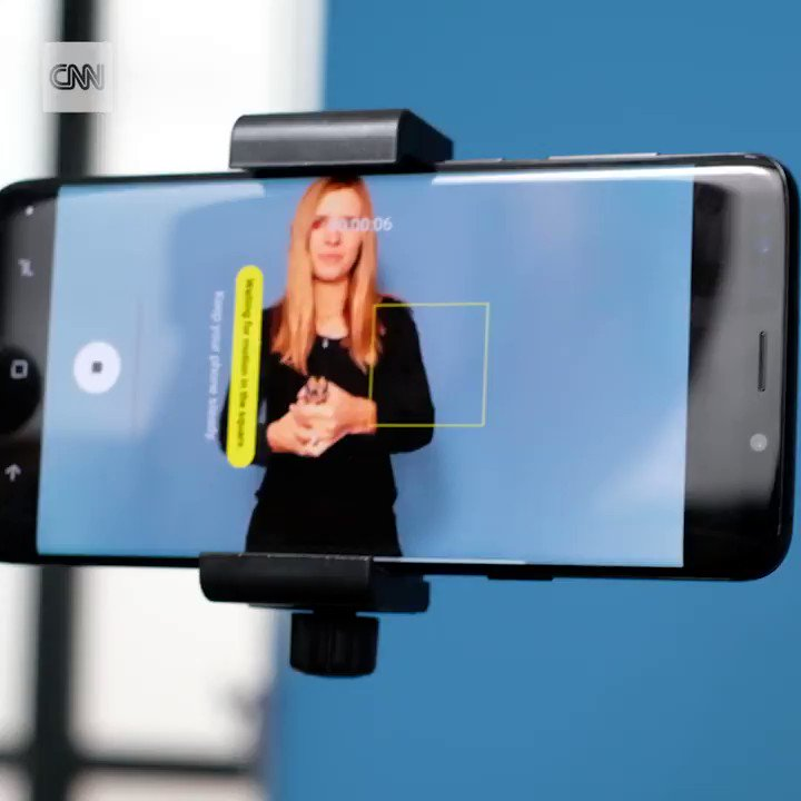 Samsung unveiled the Galaxy S9 and it's all about the camera.