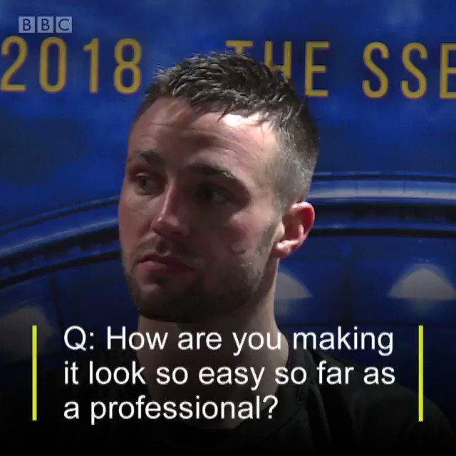 """🥊 @JoshTaylorBoxer is just """"so damn good"""" 🥊  http://www.bbc.co.uk/sport/boxing/43277204…"""