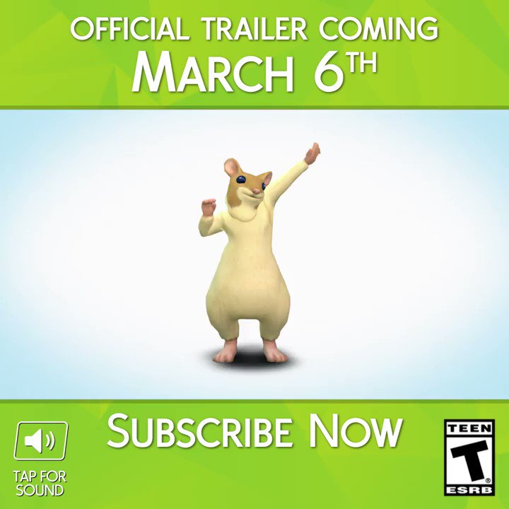 Want to catch the full trailer tomorrow?...