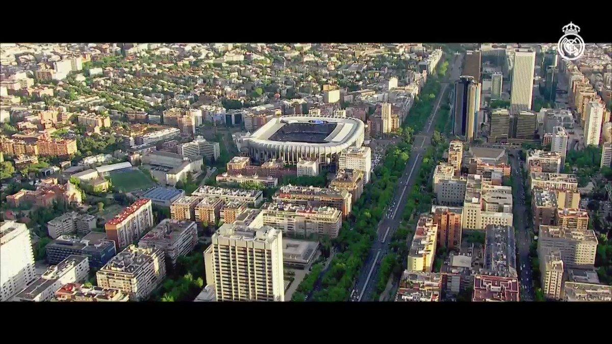 🎉🎈 ¡FELIZ 116 CUMPLEAÑOS, REAL MADRID! 🎂🎁 🎥: bit.ly/116años_REALMA… #HalaMadrid