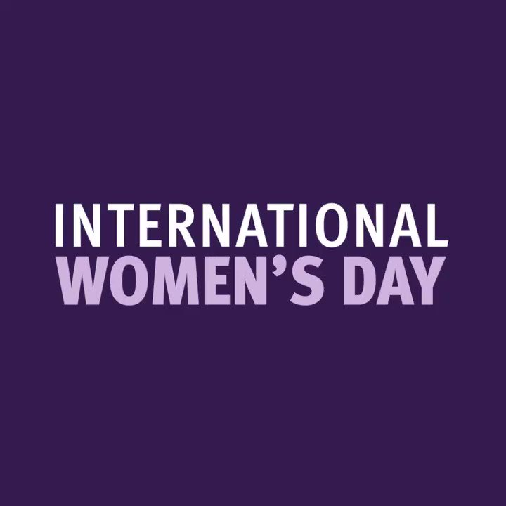 Celebrating Women on International Women's Day - Highlights from Social Media https://t.co/Xi6tlSeWju