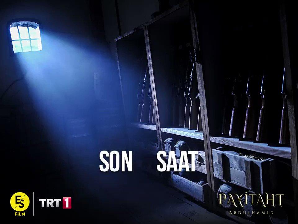 Son 1 Saat! #VatanSevdası https://t.co/r...