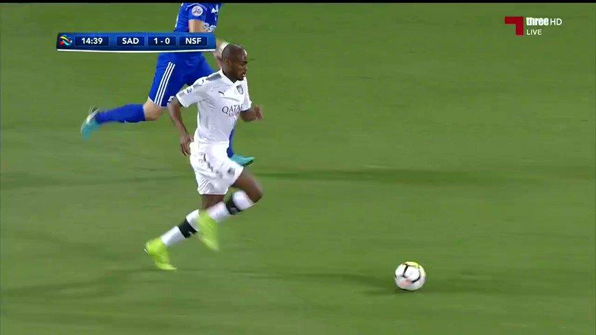 فيديو : هدف #السد 2 - 0 #ناساف_الاوزبكي...