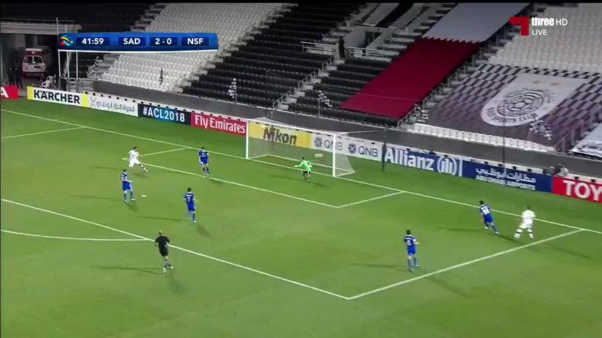 فيديو : هدف #السد 3 - 0 #ناساف_الاوزبكي...