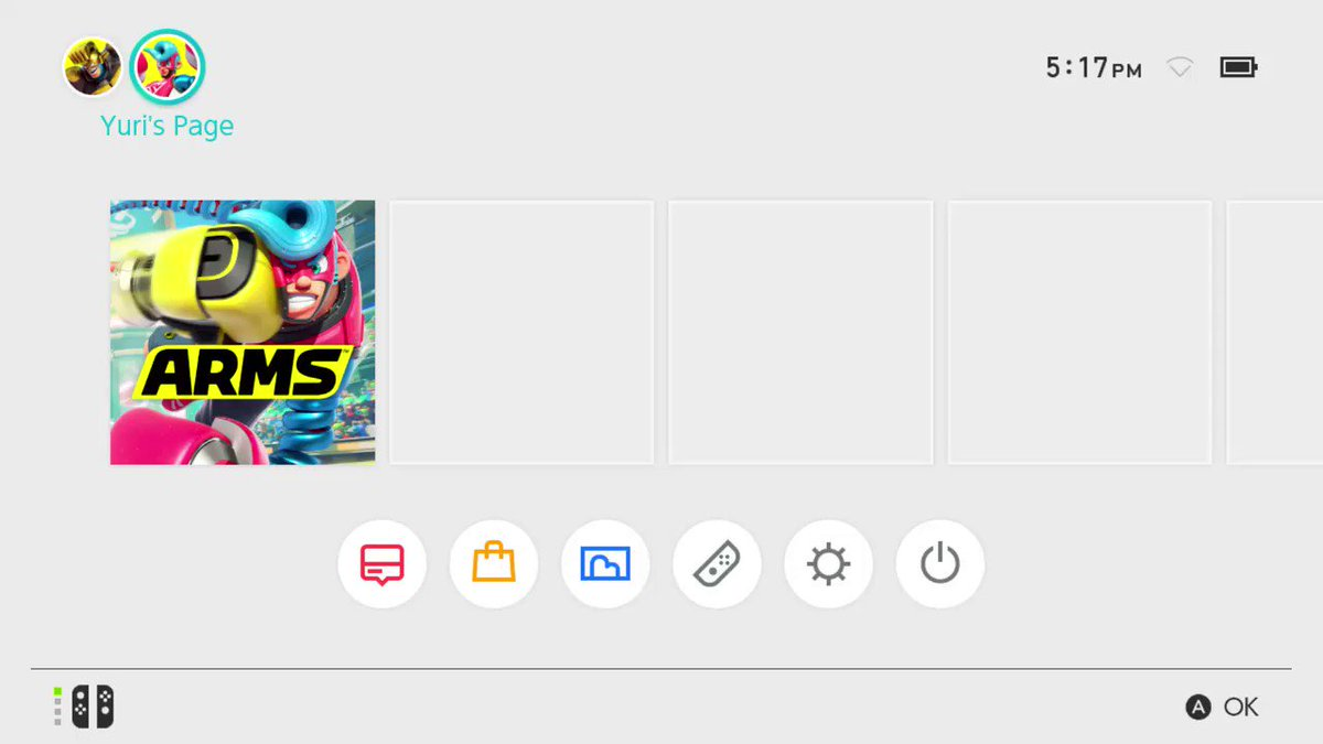 Want a new way to rep your favorite fighter? 15 new #ARMS user icons are now available via the latest #NintendoSwitch system update!