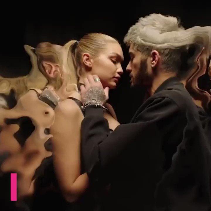 MTV's photo on Zayn and Gigi