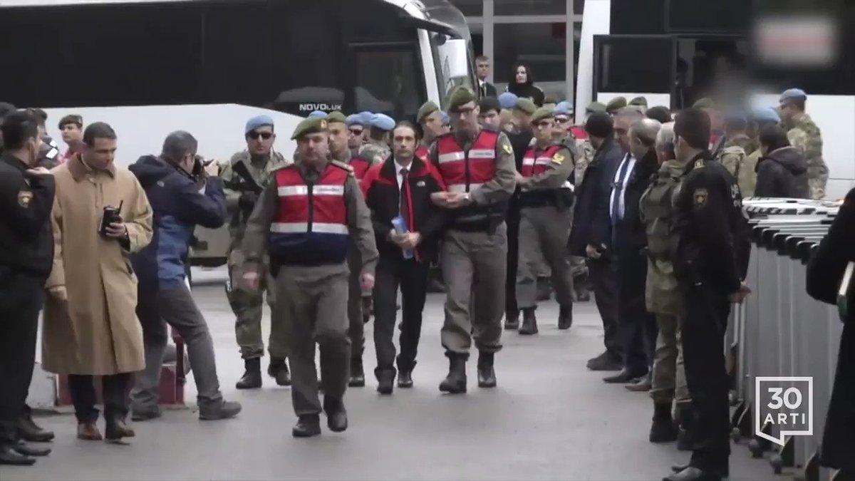15 TEMMUZ DAVASI'NA 'İŞKENCE' DAMGASI ''Başları yanmıştı zaten... Kurtulmak için söyledim'!... https://t.co/P8npMw4OFl