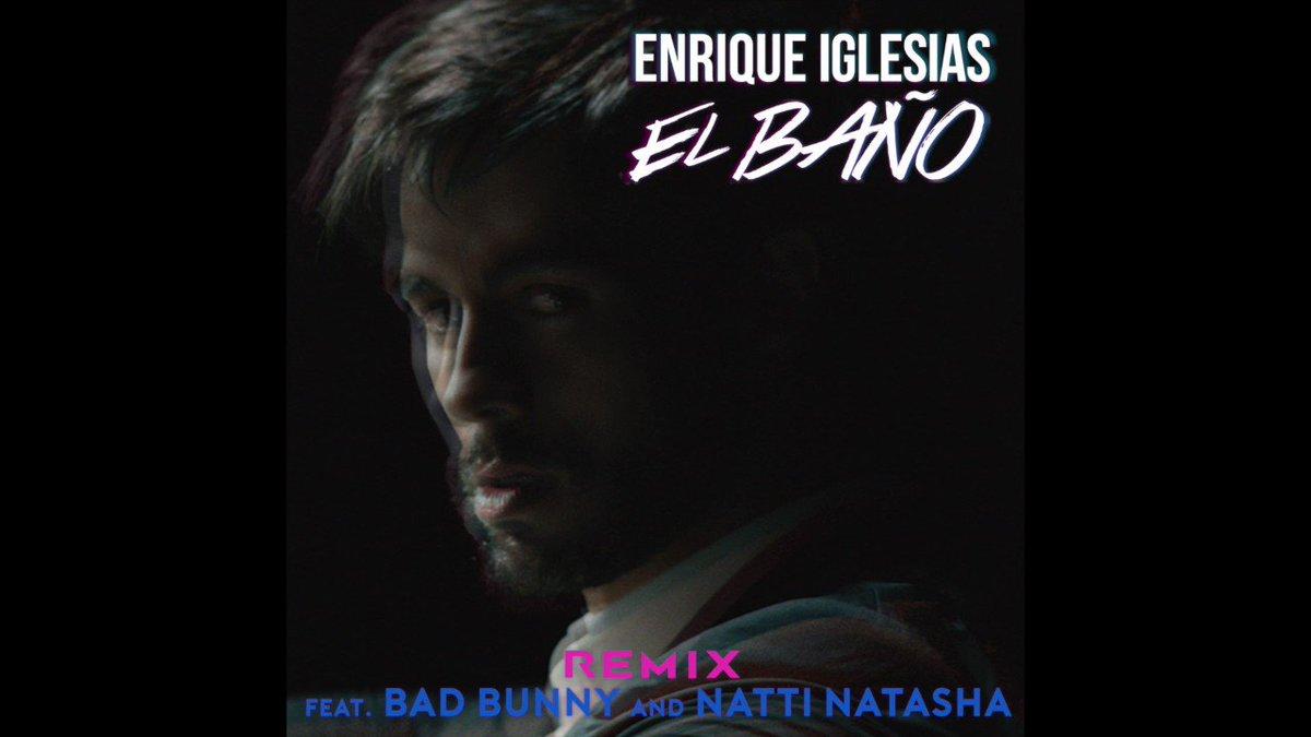 #ELBAÑO (Remix) Feat. Natti Natasha & Bad Bunny ➡ https://t.co/16gxn6ZSBl https://t.co/7rKiErjeU5