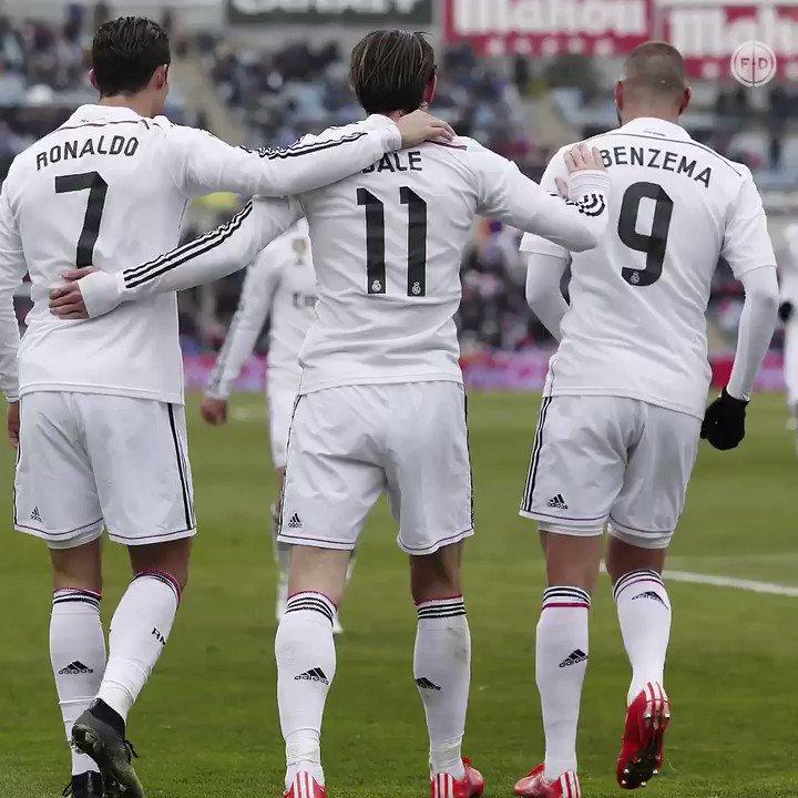 Greatest Footballing Trios!