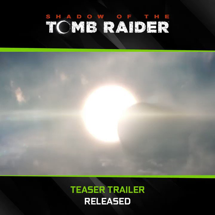 New Tomb Raider! 😍 Launching Sept 14th, more info April 27th.  What was the first Tomb Raider game you played?
