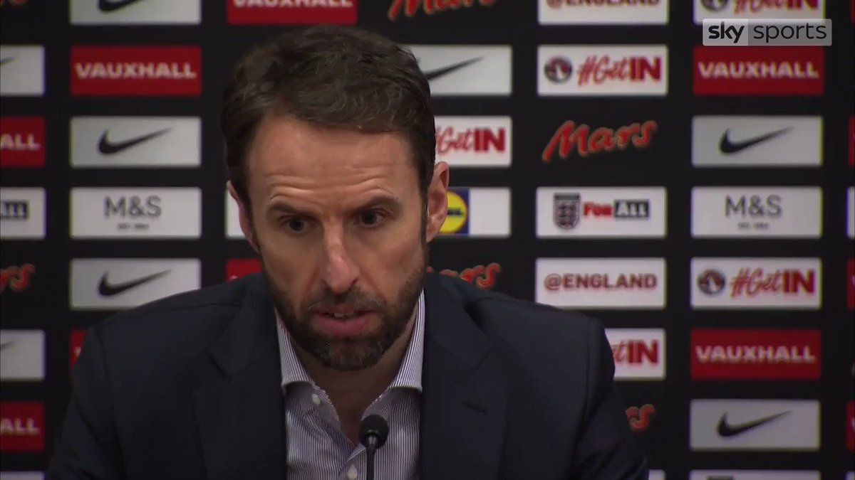 The collective is more important than individuals according to Southgate. Will England cope without Kane?