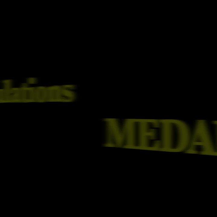 スノーボード・バンクドスラロームLL2にて、 成田緑夢選手@gurimunaritaが見事金メダルを獲得しました!  #PyeongChang2018 #Paralympics #パラリンピック #スノーボード #金メダル