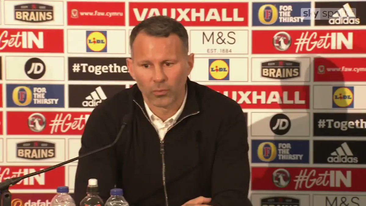 Giggs confirms that Ramsey is out of his first squad. How much will Wales miss him?