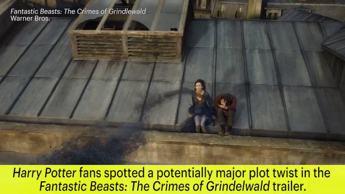 #HarryPotter fans spot a potential major...