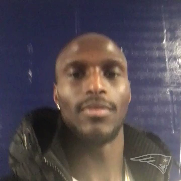 There's another McCourty in town.   @mccourtytwins (J-Mac) checks in: https://t.co/HLCowfQniA