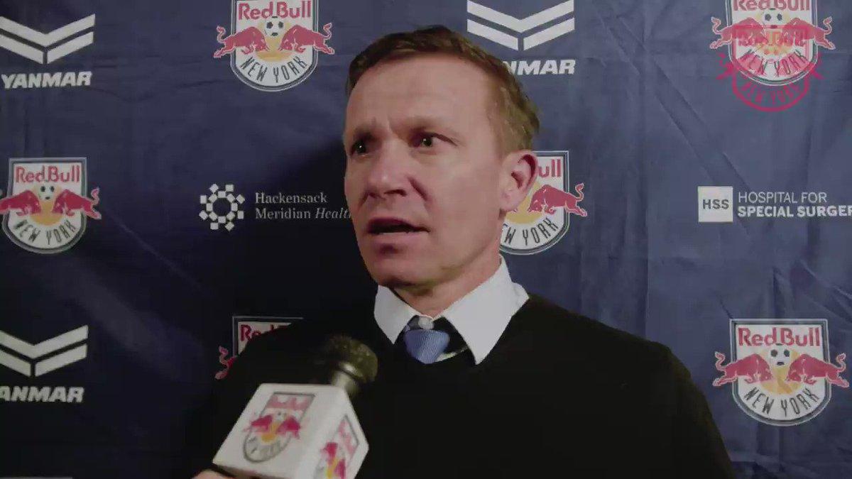 🗣Hear from Head Coach Jesse Marsch follo...