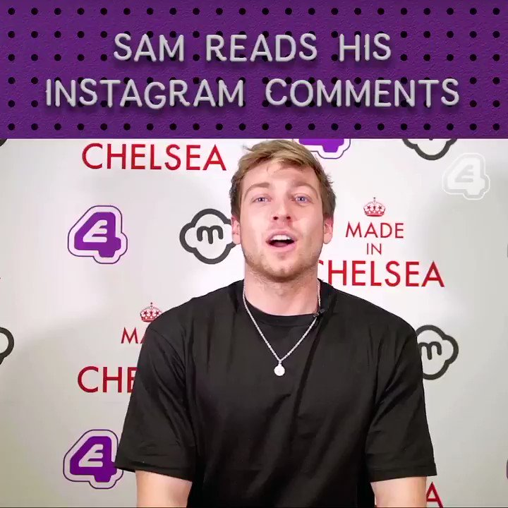How will @SamThompsonUK react to his Instagram comments? https://t.co/CGu1vooZbu