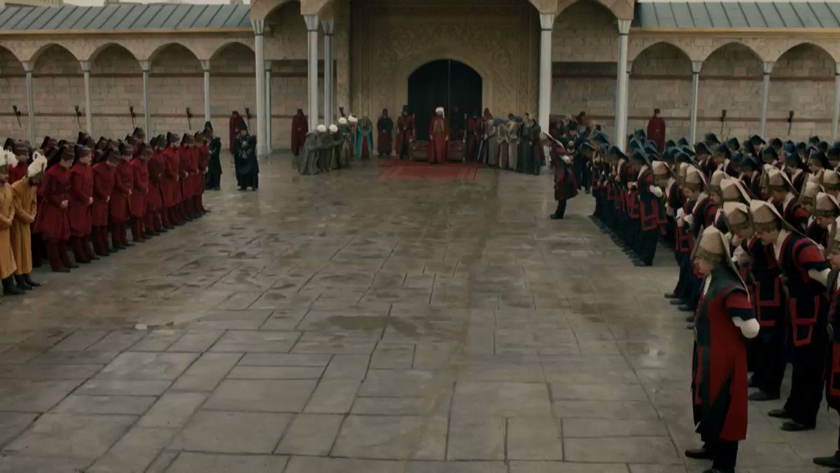 #MehmedBirCihanFatihi 2. bölüm fragmanı!...