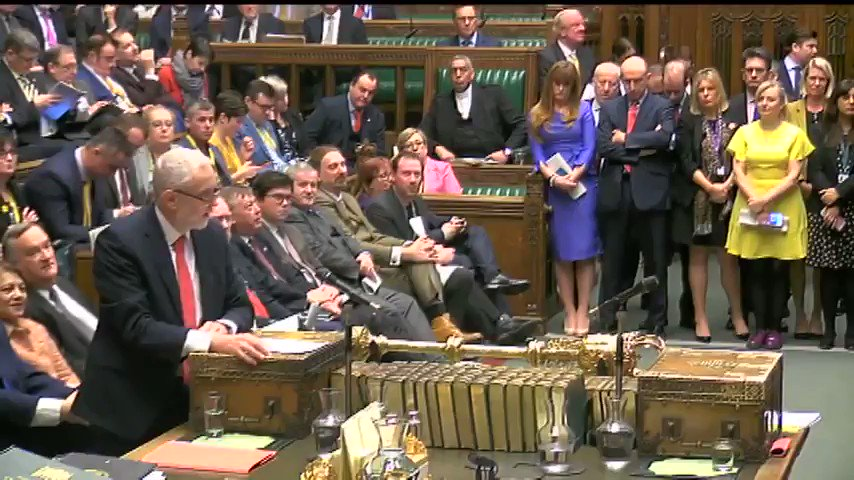 #PMQs Latest News Trends Updates Images - jeremycorbyn
