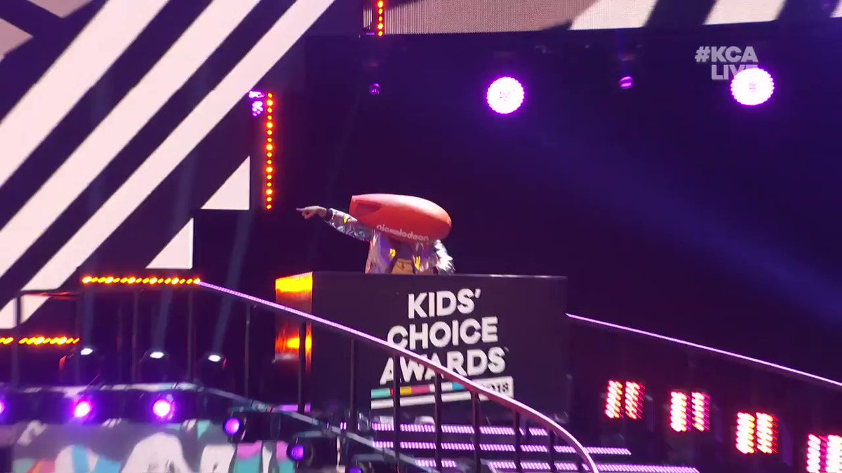 Did you catch the amazing #KCA opening act?! This show is gonna be EPIC!! 💚