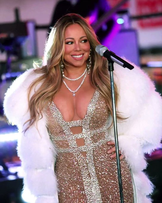 Happy birthday, Mariah Carey.  Most solo number ones, longest run at number one, and an icon through every era.