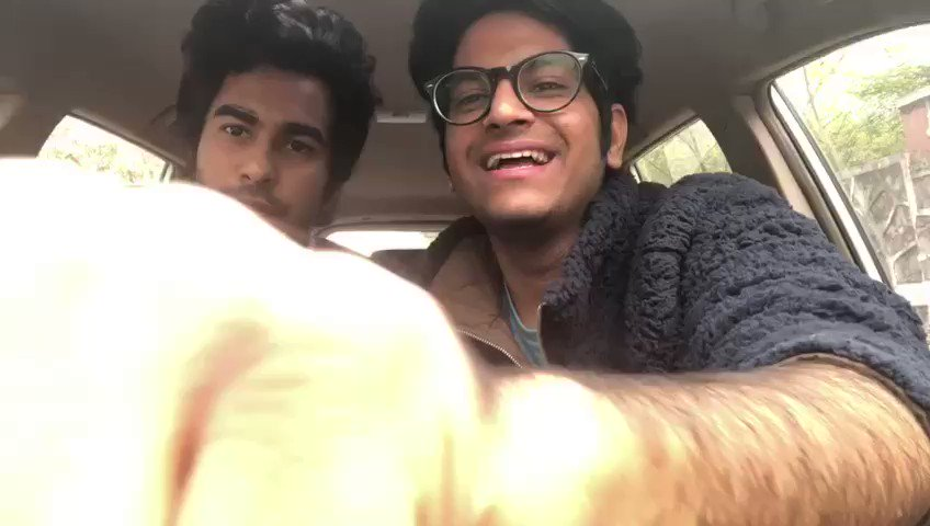 """In a rather fresh way, @bakewithshivesh used his baking skills to make a rather """"breath taking"""" prank. Of course, with the HP Sprocket in the picture, his friends weren't going to forget it anytime soon!"""