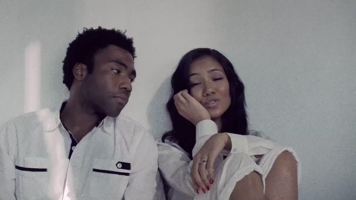 Jhene Aiko and Childish Gambino really released one of the most relaxing songs ever.