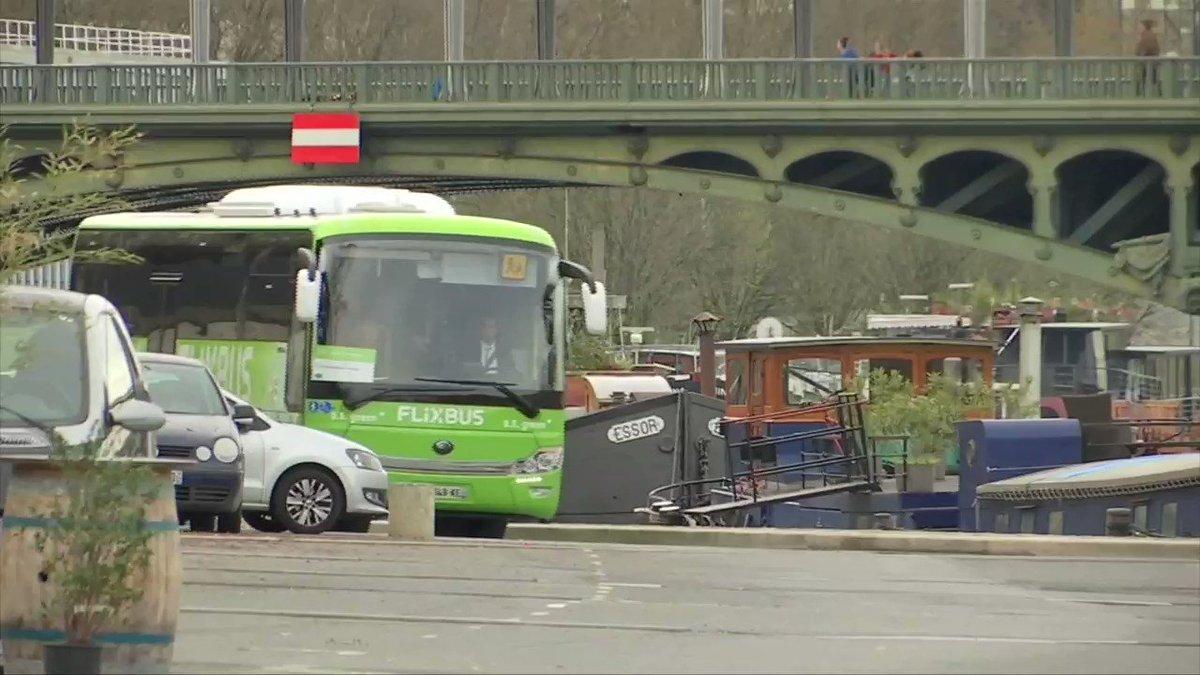 Long-range electric bus line opens in France. https://t.co/fa6fXN0B64
