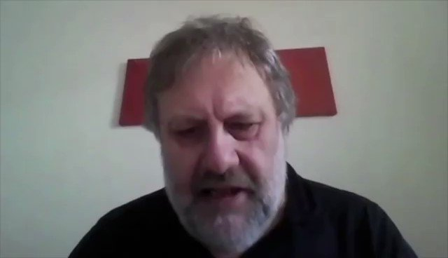 """""""Julian lives in us. He lives through us and he's fighting for us. So yes, you are all guilty if you don't do something. Julian already did the risks for you. You are not really risking anything"""" - #Zizek  Sign our petition to #ReconnectJulian 👉 https://t.co/mA3J8Kb7Pp #Assange"""