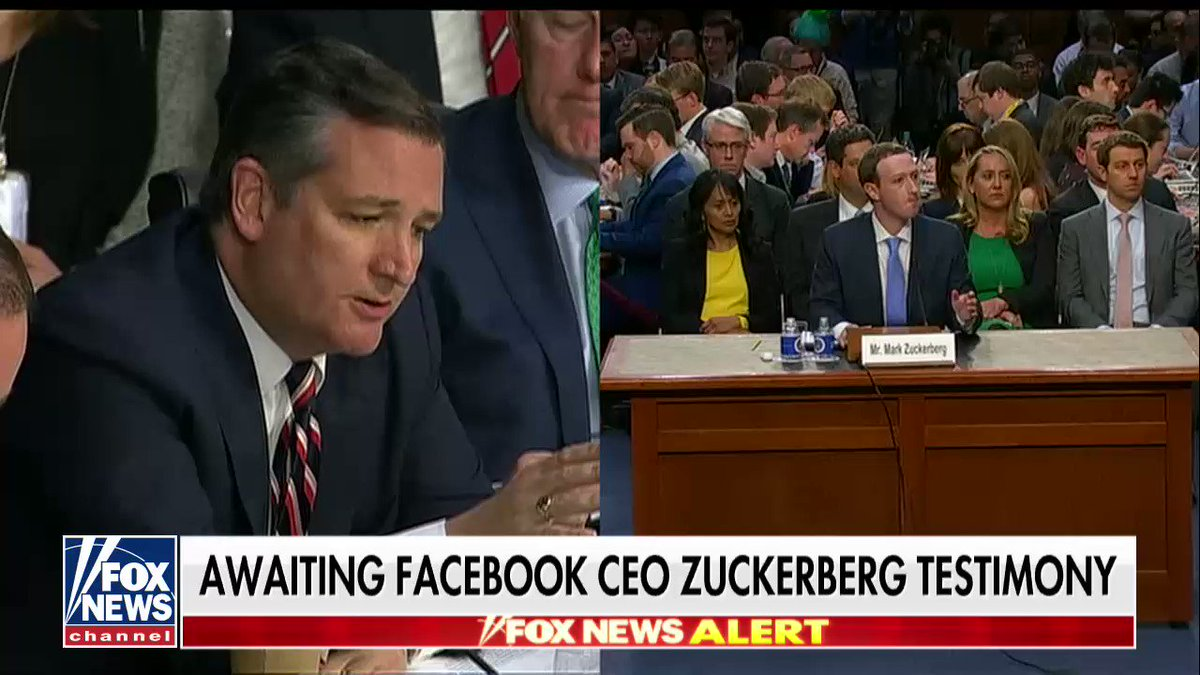 Zuckerberg, Testimony, Congress | Baaz