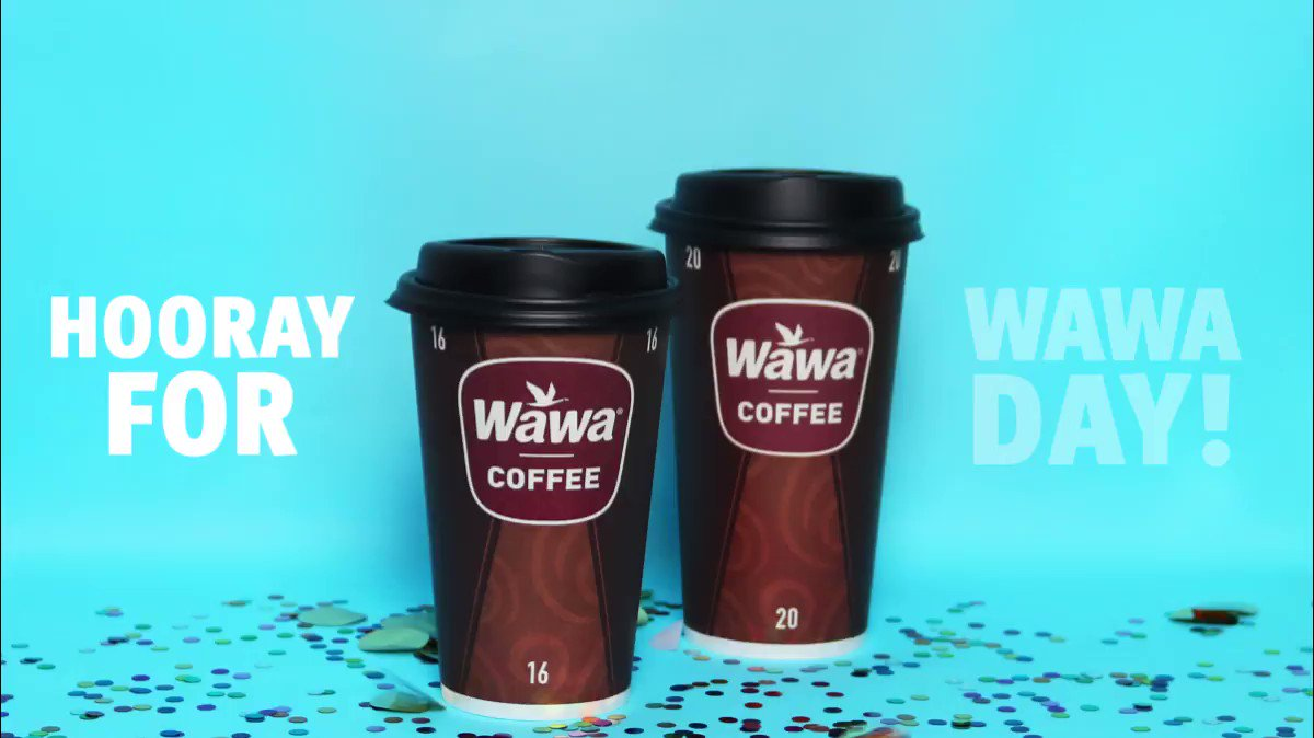 Wawa On Twitter Cheers To 54 Years Enjoy FREE Any Size Coffee Today 4 12 WawaDay