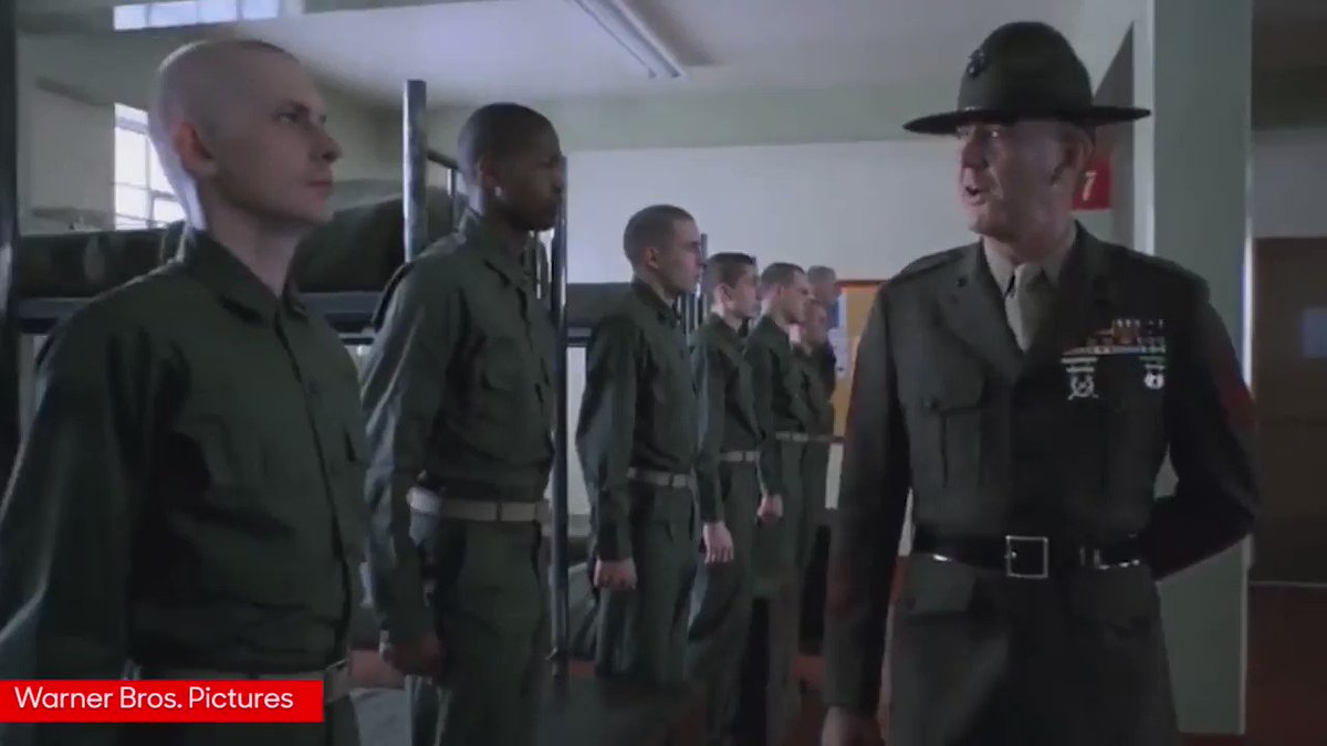 Rest in peace, Gunny. https://t.co/catxpa6HQN