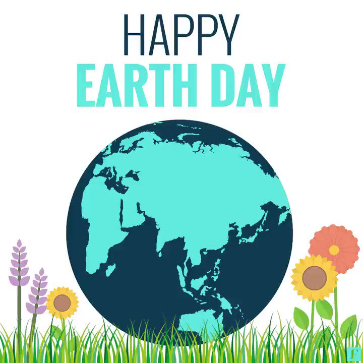 Image for the Tweet beginning: In honor of Earth Day,